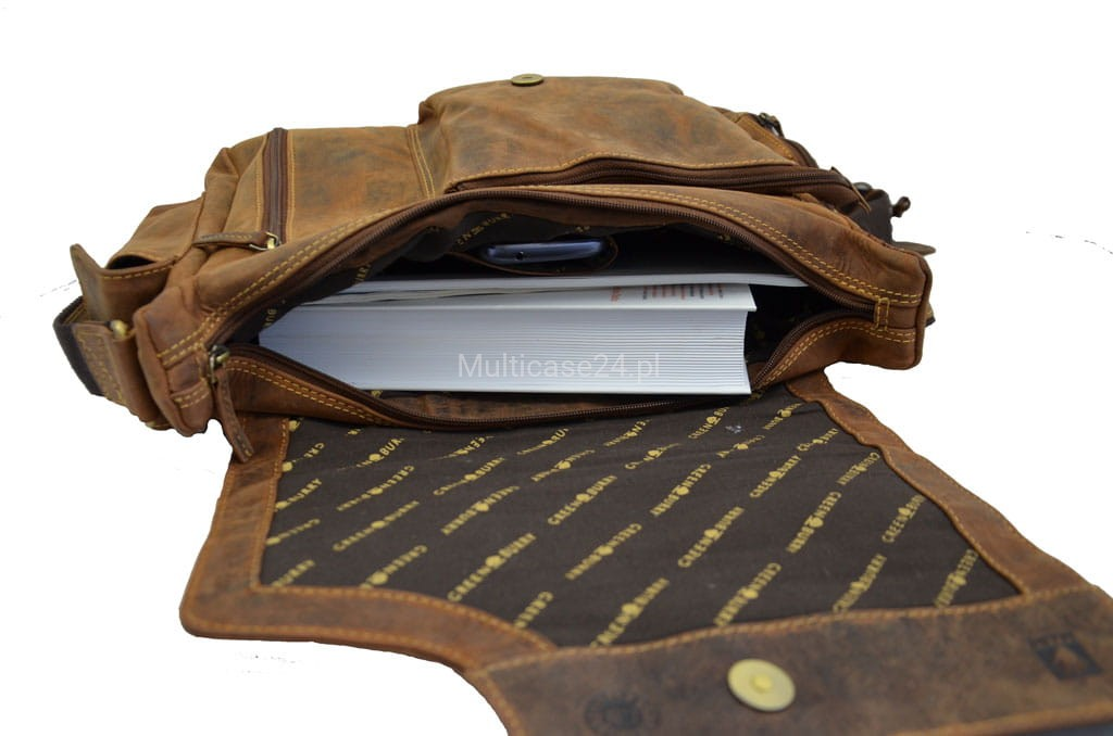 a224e63b851fa TORBA A4 SKÓRZANA NA RAMIĘ GREENBURRY 1763AM Multicase Bags for loving!