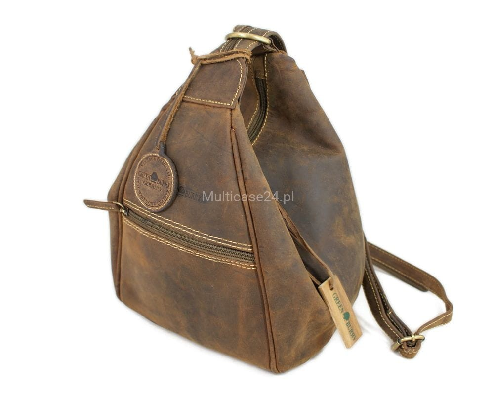 f710fd242d3b5 PLECAK TOREBKA 2in1 SKÓRA VINTAGE ORIGINAL 1717-25 Multicase Bags ...