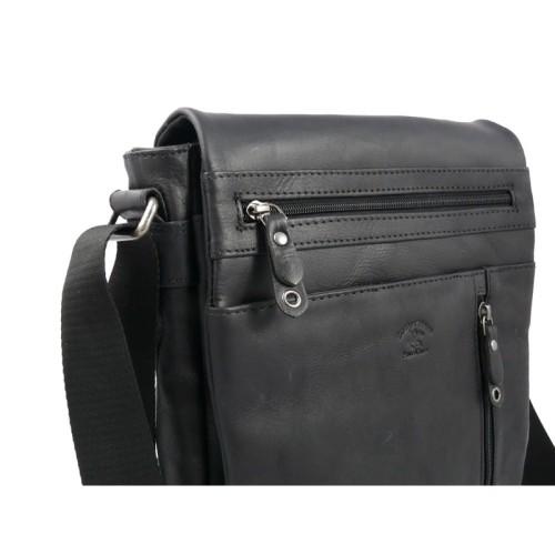 ee727a7ec7af1 Torba na ramię Memphis BH783-NE Beverly Hills czarna Multicase Bags ...